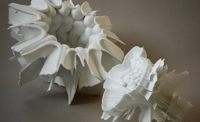 Zsolt Jozsef Simon, Porcelain, 1310°C reduction