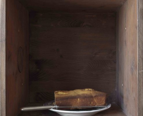 Plumcake, 2010. Stampa fineart su carta cotone Canson Museum Etching. Ed. 10+3. cm 30x30
